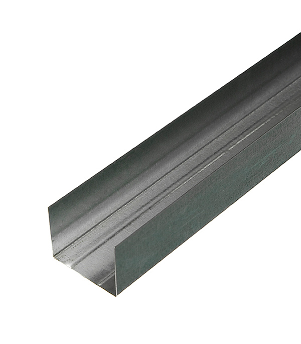 Профиль направляющий Стандарт 50х40 мм 3 м 0.50 мм щебень фракция 20 40 мм 50 кг