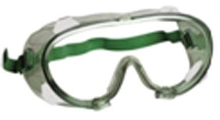 Очки защитные закрытого типа гибкие химостойкие