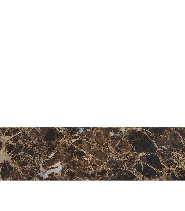 """ъъПлитка бордюр 270х77 мм Капри коричневый от Строительный Торговый Дом """"Петрович"""""""