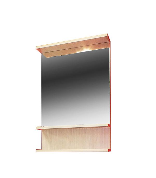 Зеркало ЭКО светлый дуб 500 мм