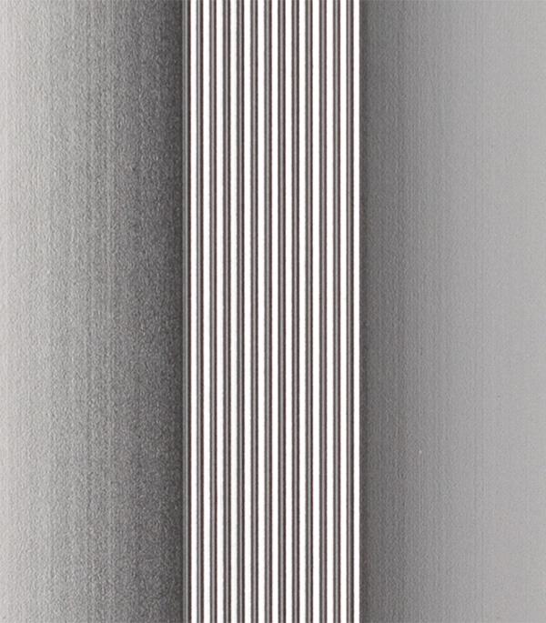Порог стыкоперекрывающий 38х900 мм алюминий