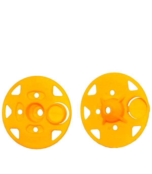 Рондоль прижимная (крепеж тарельчатый) d60 мм (1000 шт.) Bau-Fix