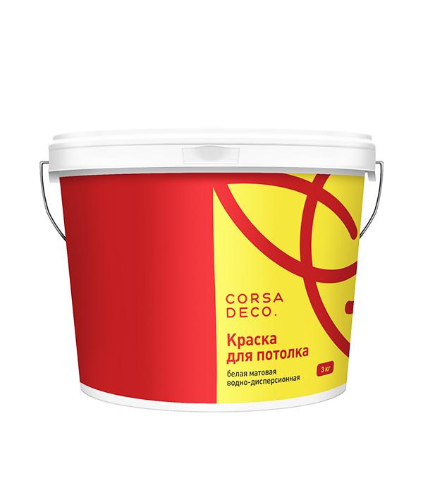 Краска в/д для потолка Лира  3 кг