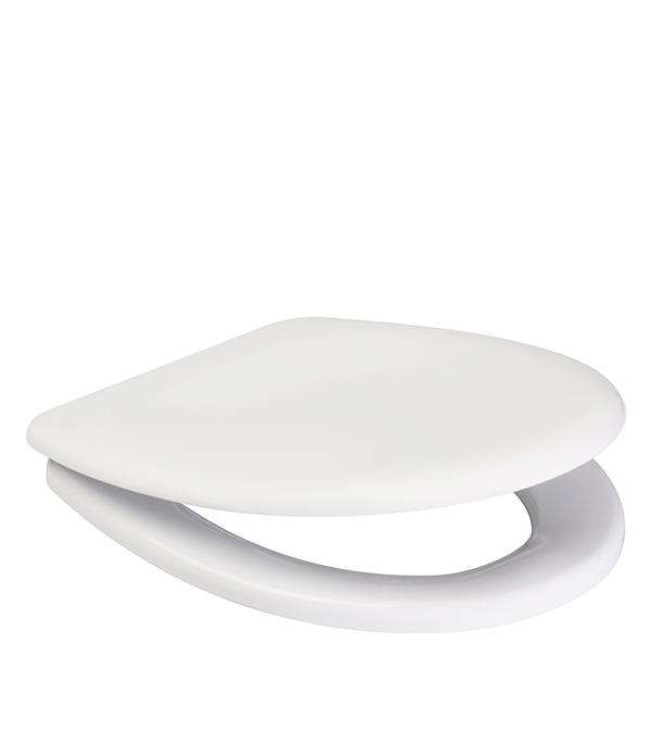 Сиденье для унитаза Delfi дюропласт сиденье для унитаза santek ирис дюропласт 1wh106906