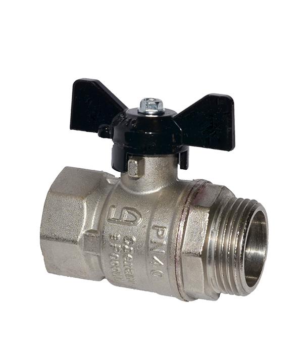 Краншаровый1в/нбабочка LD кран шаровый фланцевый ld pn40 ду50 стандартнопроходной стальной