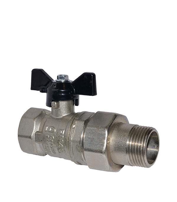 Краншаровый1в/нсполусгономбабочка LD кран шаровый фланцевый ld pn40 ду50 стандартнопроходной стальной