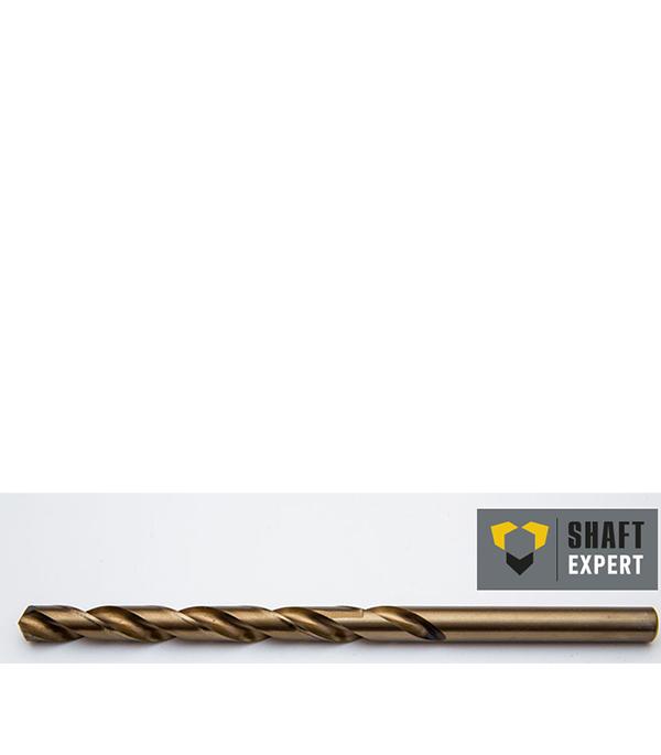 Сверло по металлу 12,0х205 мм, кобальтовое, удлиненное, Shaft