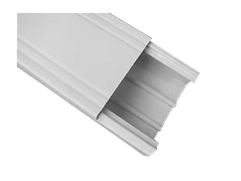 Кабель-канал 100х60 мм белый ДКС, 2м
