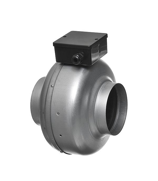 Канальный вентилятор Era Tornado d125 мм клапан обратный канализационный наружный 110 мм