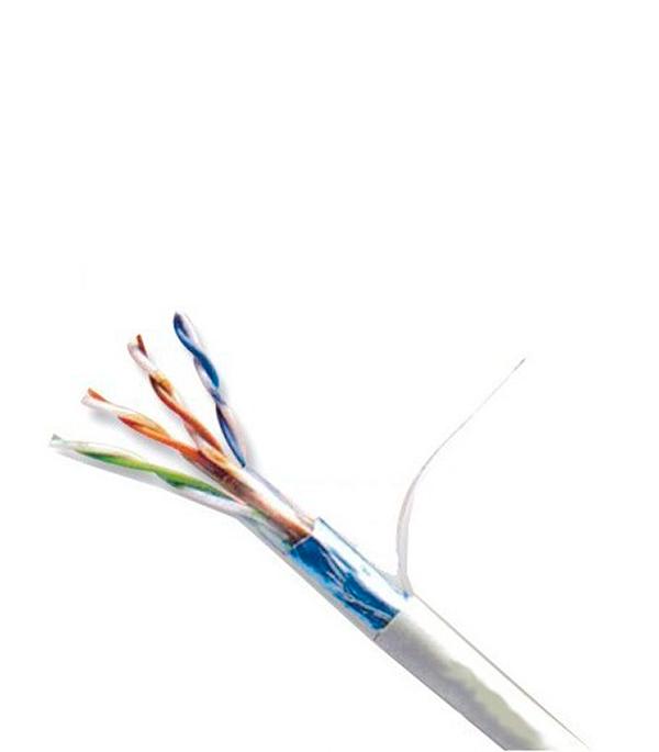 Кабель компьютерный FTP (экранированный) 4х2х0,51, 5е, Nexans