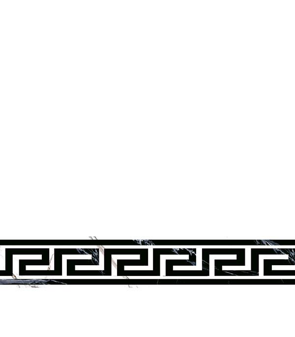 """Керамогранит бордюр 70х400х9 мм  Classic Marble/Грасаро от Строительный Торговый Дом """"Петрович"""""""