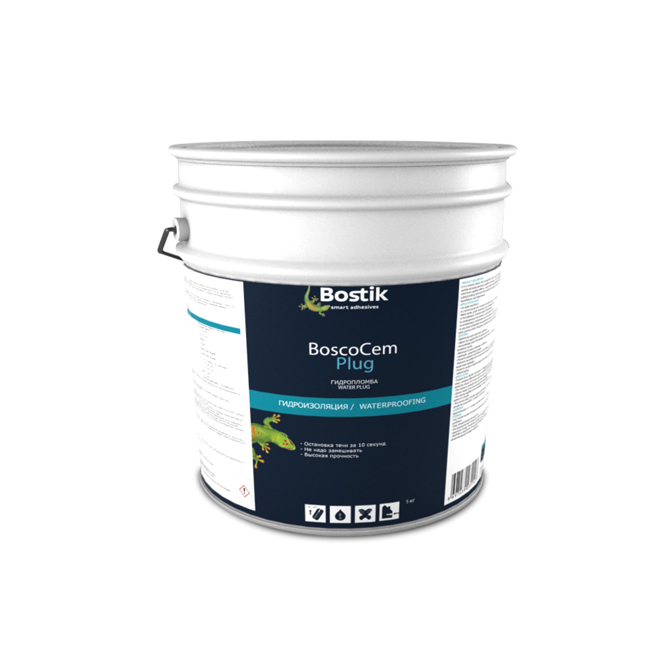 Гидропломба Бостик, 1 кг