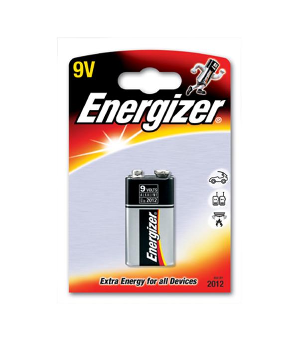 ��������� �����, 9V, Energizer (alk), 1��