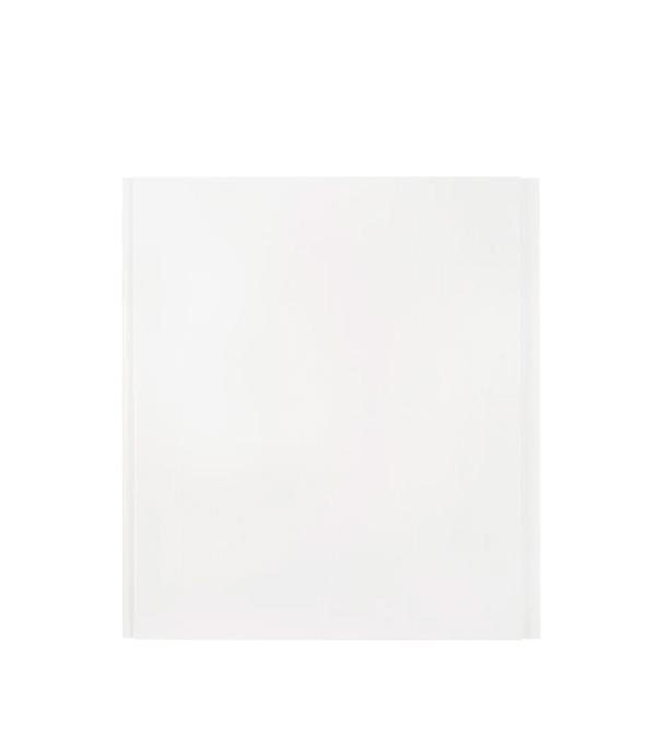 Панель ПВХ белая глянцевая 375х3000х8 мм, Нордсайд