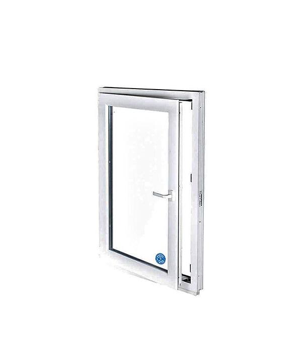 Окно металлопластиковое REHAU 1200х800 мм белое 1 створка поворотно-откидное левое окно металлопластиковое rehau 1440х1160 мм белое 2 створки поворотно откидное правое поворотное