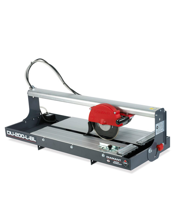Электрический плиткорез Rubi DU-200-L-BL диск алмазный diam 150х22 2мм master турбо 000160