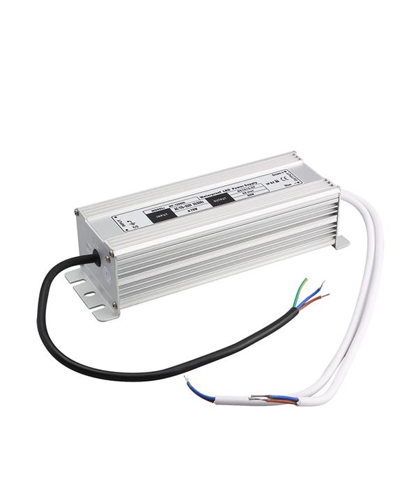 Драйвер светодиодный  60 Вт, 220В/12В, IP67 (влагозащищенный), Jazzway