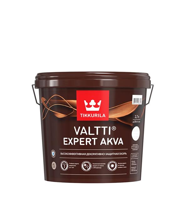 все цены на Антисептик Valtti Expert Akva бел. дуб Тиккурила 2,7 л онлайн