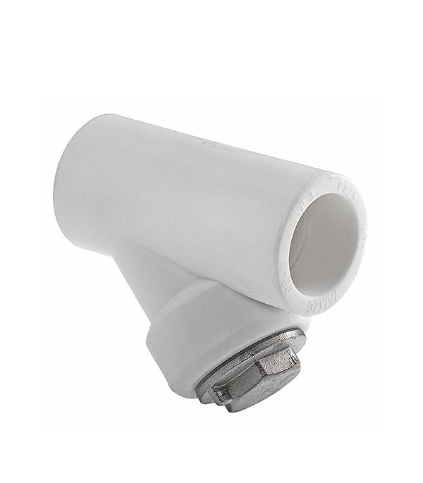 Фильтр полипропиленовый Valtec в/в 25 мм фильтр грубой очистки valtec vt 191