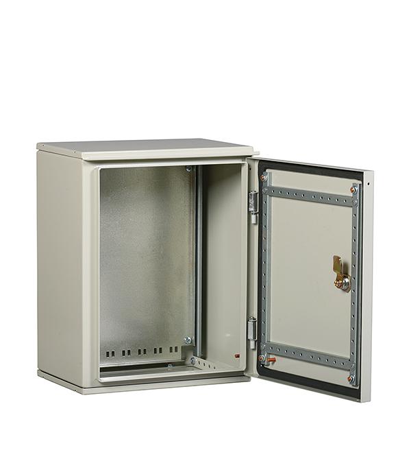 Щиток навесной IEK ЩМП-1 IP65 395х310х220 мм