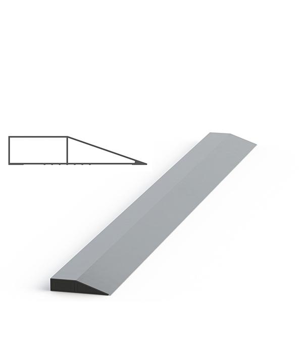 Правило алюминиевое 1 м (трапеция)  Эконом