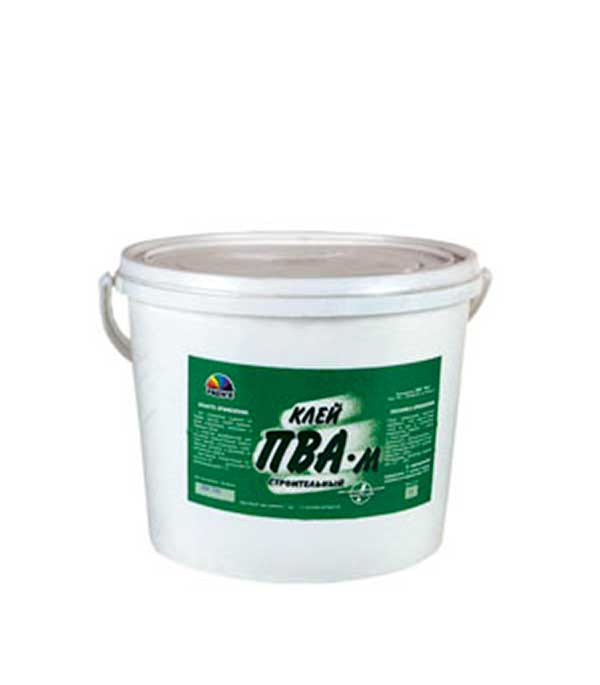 Клей ПВА строительный Радуга 10 кг