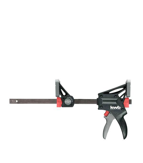 Струбцина столярная KWB 65х150 мм быстрозажимная