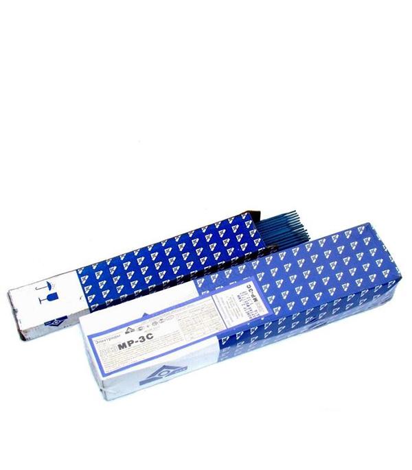 Электроды МР-3С d5, 5кг ЛЭЗ
