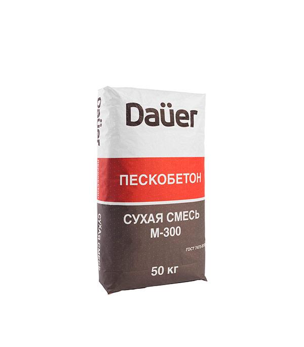 Цементно-песчаная смесь DAÜER M300 50 кг щебень фракция 20 40 мм 50 кг