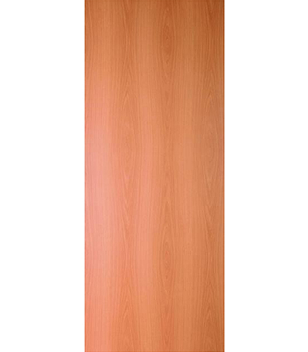 Дверное полотно ламинированное Миланский орех гладкое глухое 800х2000 мм без притвора без фрезеровки без замка коробка дверная дпг миланский орех 600 с петлями