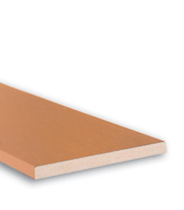 Доборная планка ламинированная Принцип Миланский орех 120х2100х10 мм коробка дверная дпг миланский орех 600 с петлями