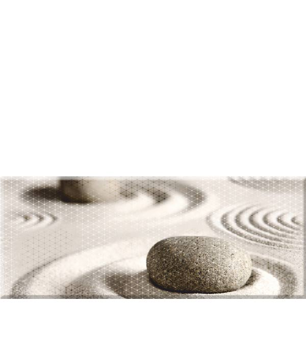 Плитка декор панно 500х200х9,5 мм Концепт 7К, тип 1