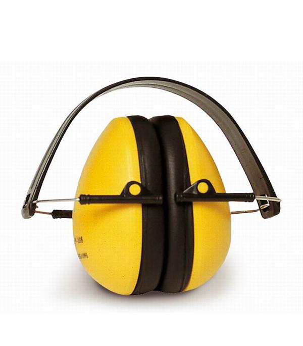 Наушники диэлектрические желтые Эконом