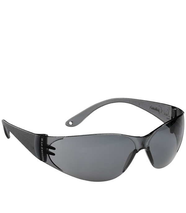 Очки защитные затемненные антизапотевающие Стандарт