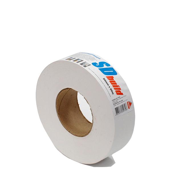 Лента бумажная углоформирующая SD build 50мм х 90 м лента stayer profi клейкая противоскользящая 50мм х 5м 12270 50 05