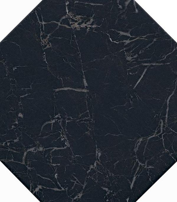 Керамогранит 240х240х7 мм Сансеверо черный / Керама Марацци ( 23 шт=1,09 кв.м) керамогранит 99х99х7 мм сансеверо белый керама марацци 100 шт 0 98 кв м