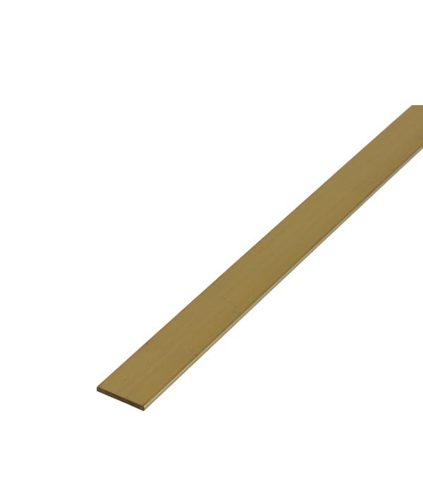 Полоса латунная 10x2х1000 мм цепочка латунная