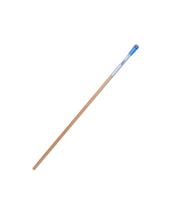 Ручка деревянная 120 см грабли веерные brigadier 81143
