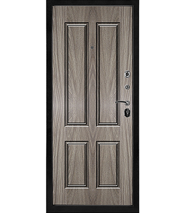 Дверь металлическая VALBERG Престиж BMD Армада 880х2066 мм правая дверь металлическая bmd портэ 880х2050 мм правая