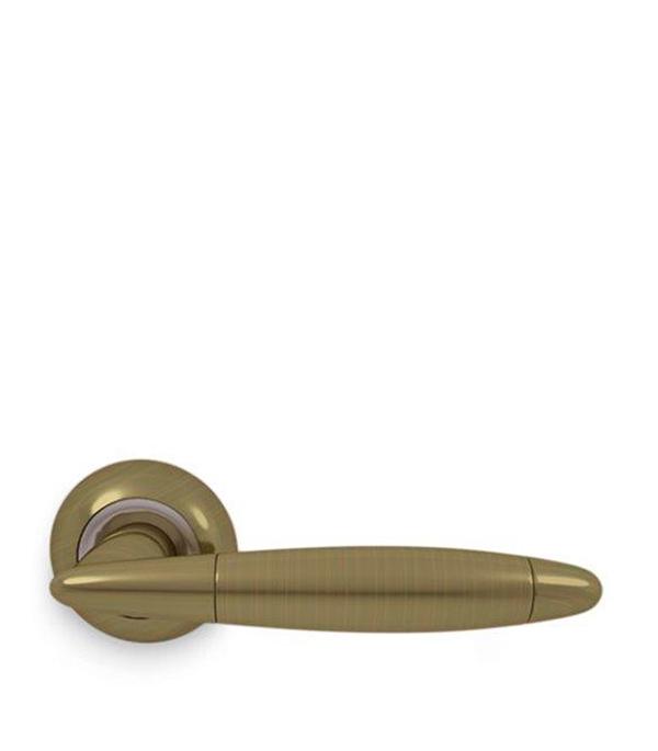 Дверная ручка Palladium Revolution Agata AB античная бронза  цена и фото