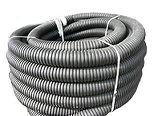 Дренажная труба ДГТ-ПНД d110 без перфорации 50 м пнд труба для водопровода