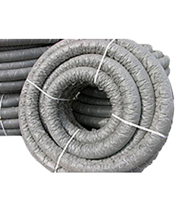 Дренажная труба ДГТ-ПНД d110 в фильтре 50 м пнд труба для водопровода