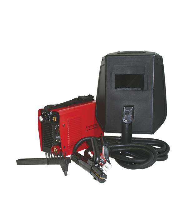 Сварочный аппарат (инвертор) Калибр MICRO СВИ-205, 220В, 205А, ПВ 40%, до 5,0 мм + маска