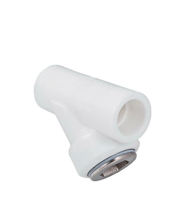 Клапан обратный полипропиленовый Valtec 20 мм клапан обратный канализационный наружный 110 мм