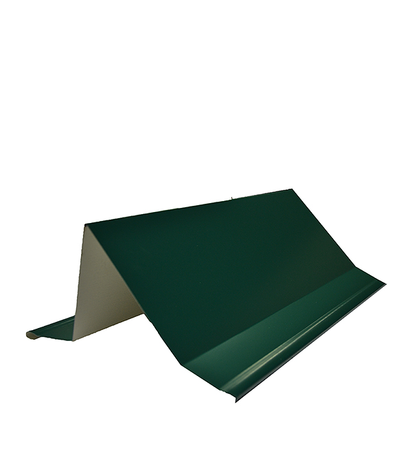 Снегозадержатель уголковый 2 м зеленый RAL 6005