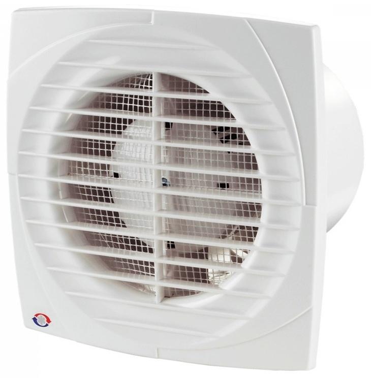 Вентилятор осевой d125 мм Вентс 125Д