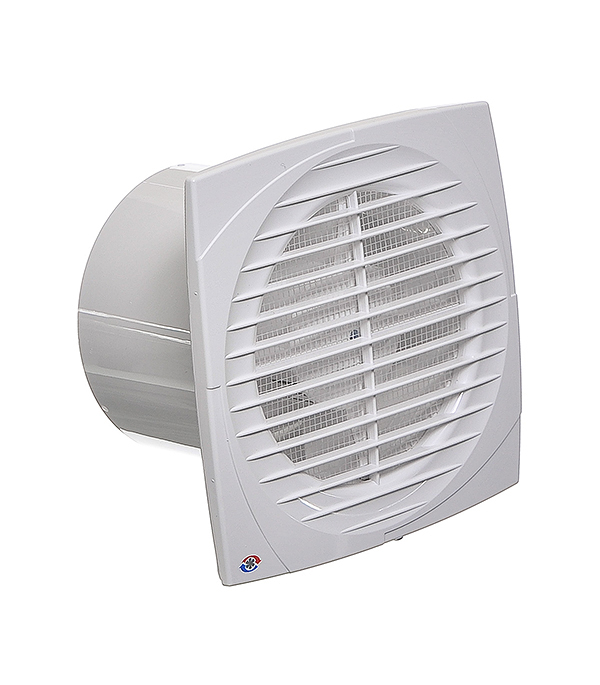 Вентилятор осевой Вентс 125Д d125 мм вентилятор осевой d125 мм cata mt 125 белый