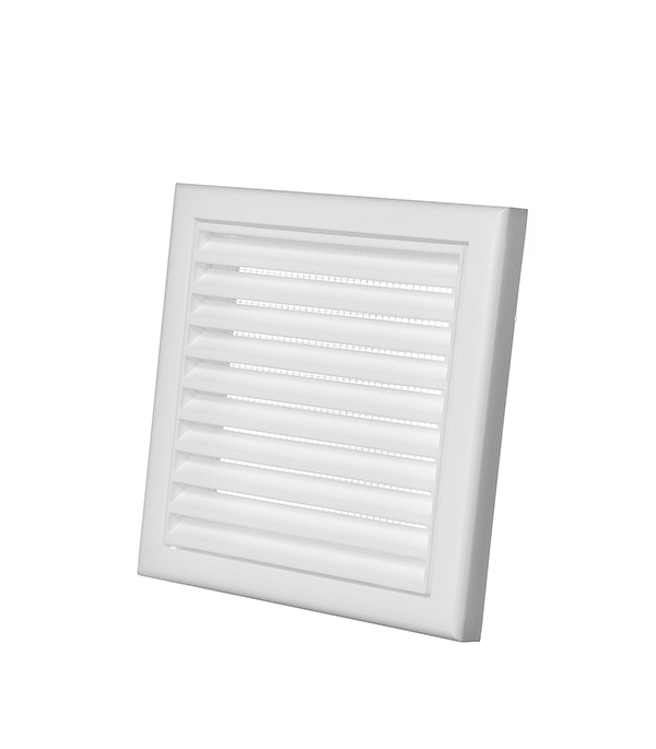 Вентиляционная решетка пластиковая Вентс 154х154 мм