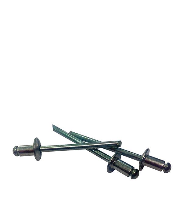 Заклепки вытяжные 4.8х8 мм алюминий/сталь (100 шт)