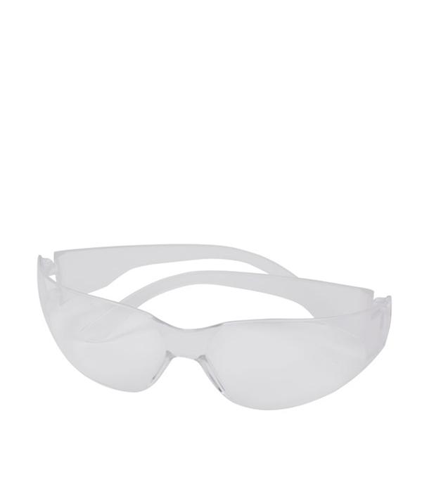Очки защитные прозрачные Эконом ветрины эконом пнаели для промтоваров в астрахани и установить